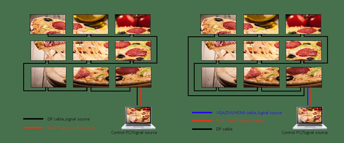 """2019 Offre Spéciale prix Usine 42 """"télévision à écran plat mural mountmagic publicité miroir pour la salle de lavage spa Classe"""