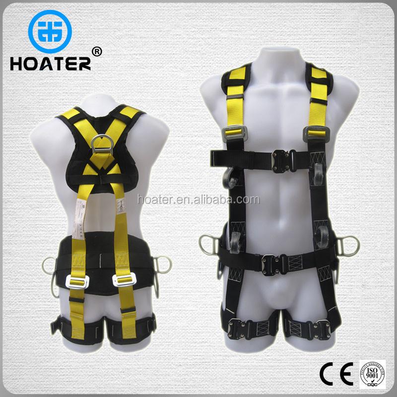 HTB135B9PXXXXXaZXFXXq6xXFXXXG fall protection 5 point safety shoulder harness for working at