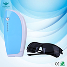 Professional electric ipl hair removal machine use for body bikini face hair laser epilator permanent remover