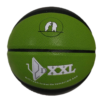 Indoor Outdoor Youth Basketball composite leather basketball ball size 6
