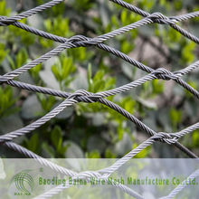 2015 alibaba china manufacture metal flexible wire mesh tennis court fence net