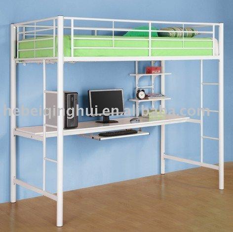 Loft Bunk Bed With Computer Table   Buy Loft Bunk Bed With Computer Table, Bunk Bed,Bed Product On Alibaba.com