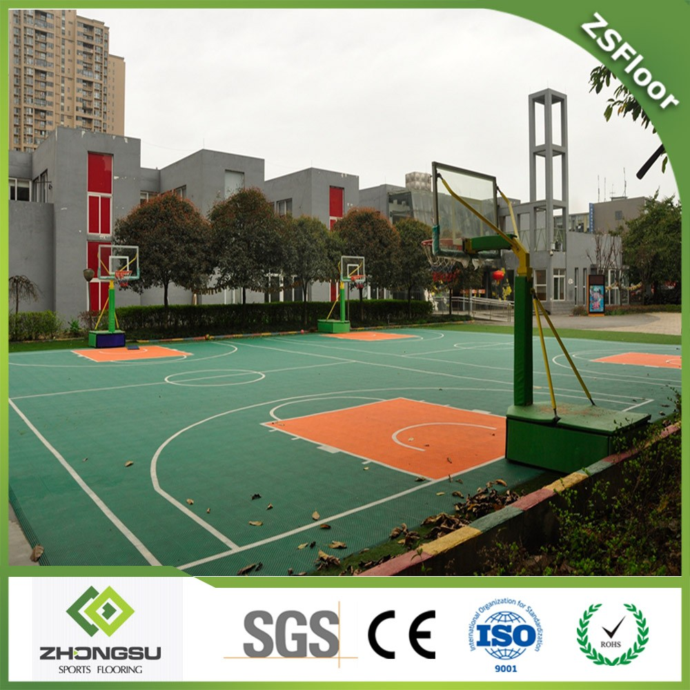 Outdoor Basketball Flooring Cost Gurus Floor