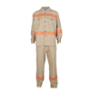 Flame Retardant Anti-Static Safety Coverall Workwear Uniform