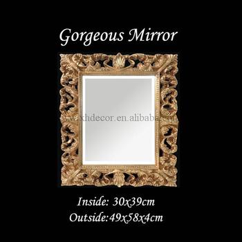 Specchi Decorativi Da Parete.Intagliato In Stile Neoclassico Rettangolare Specchio Da Parete Con