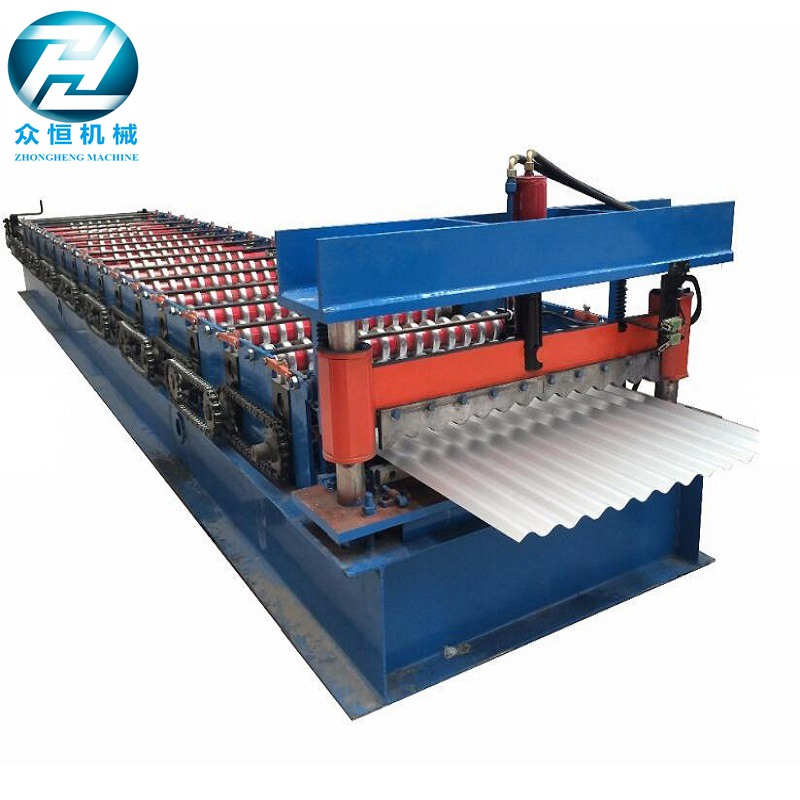 Adjustable hot sale cold roll forming machine for metal profile