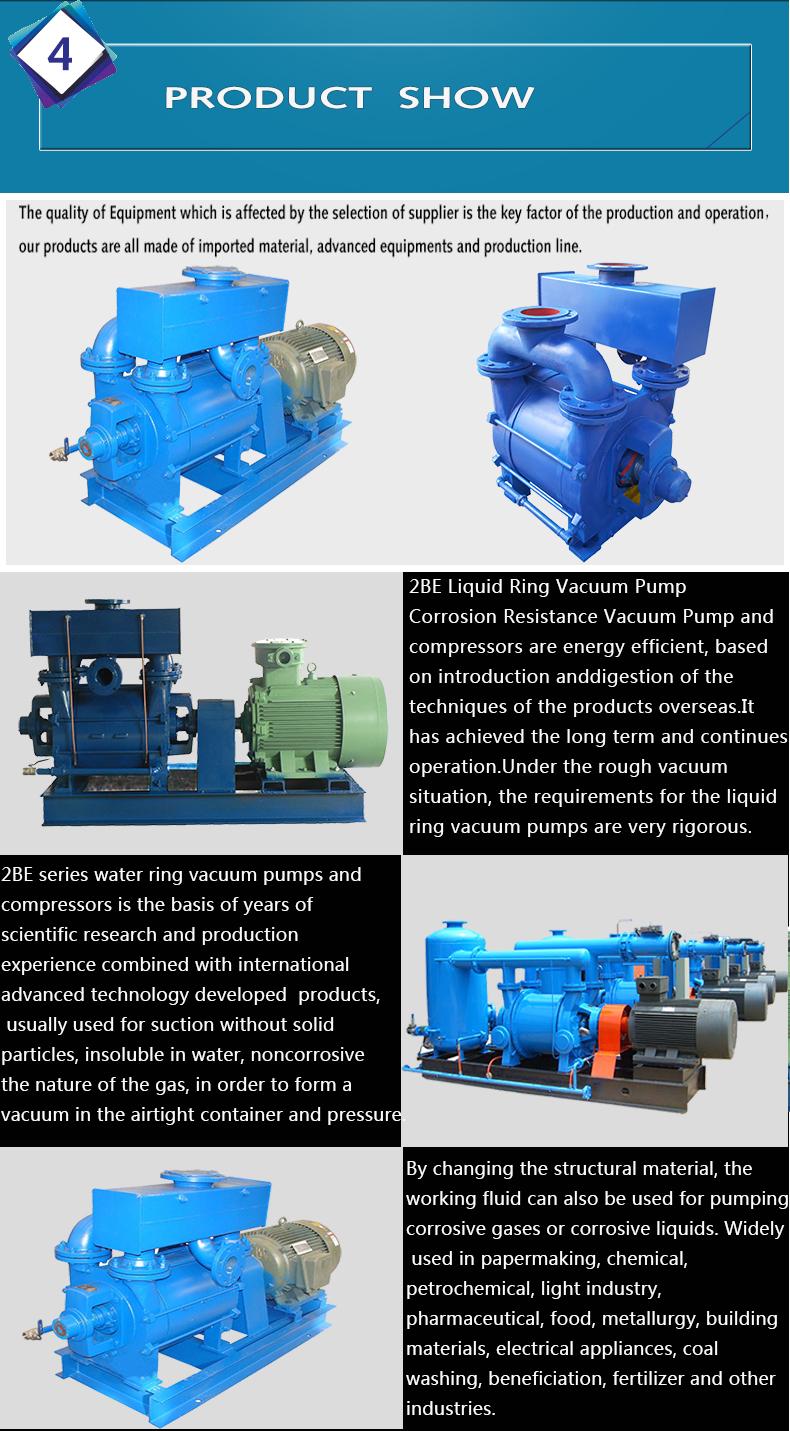 2be1 305 Liquid Ring Vacuum Pumpwater Pump Nash Diagram Water Replacement