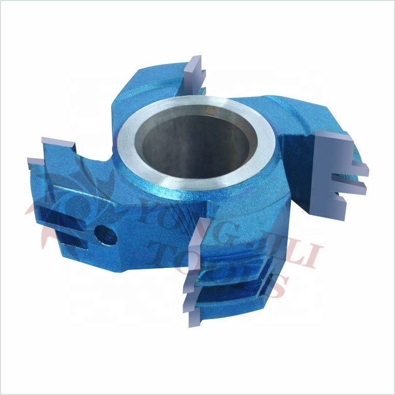 Hot Sale NO.214 Carbide Tipped Finger Joint Cutter TCT planing cutter For Sale