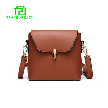 717d83145c25 new model best PU leather ladies small foldable crossbody bag shoulder bags