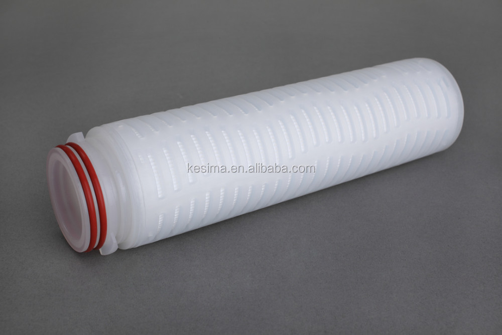 0.2 Micron Absolute Rate PES Membrane Filter For Wine Microfiltration