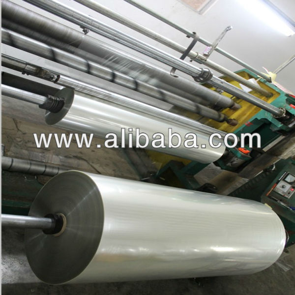 printing laminated pet film