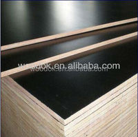 Black Plywood from Linyi Company with Good Reputation