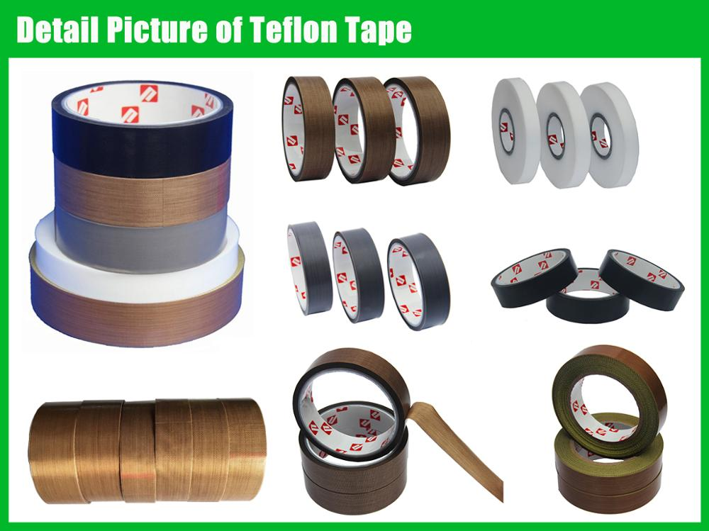 2020 China made good production line ptfe adhesive tape jumbo roll