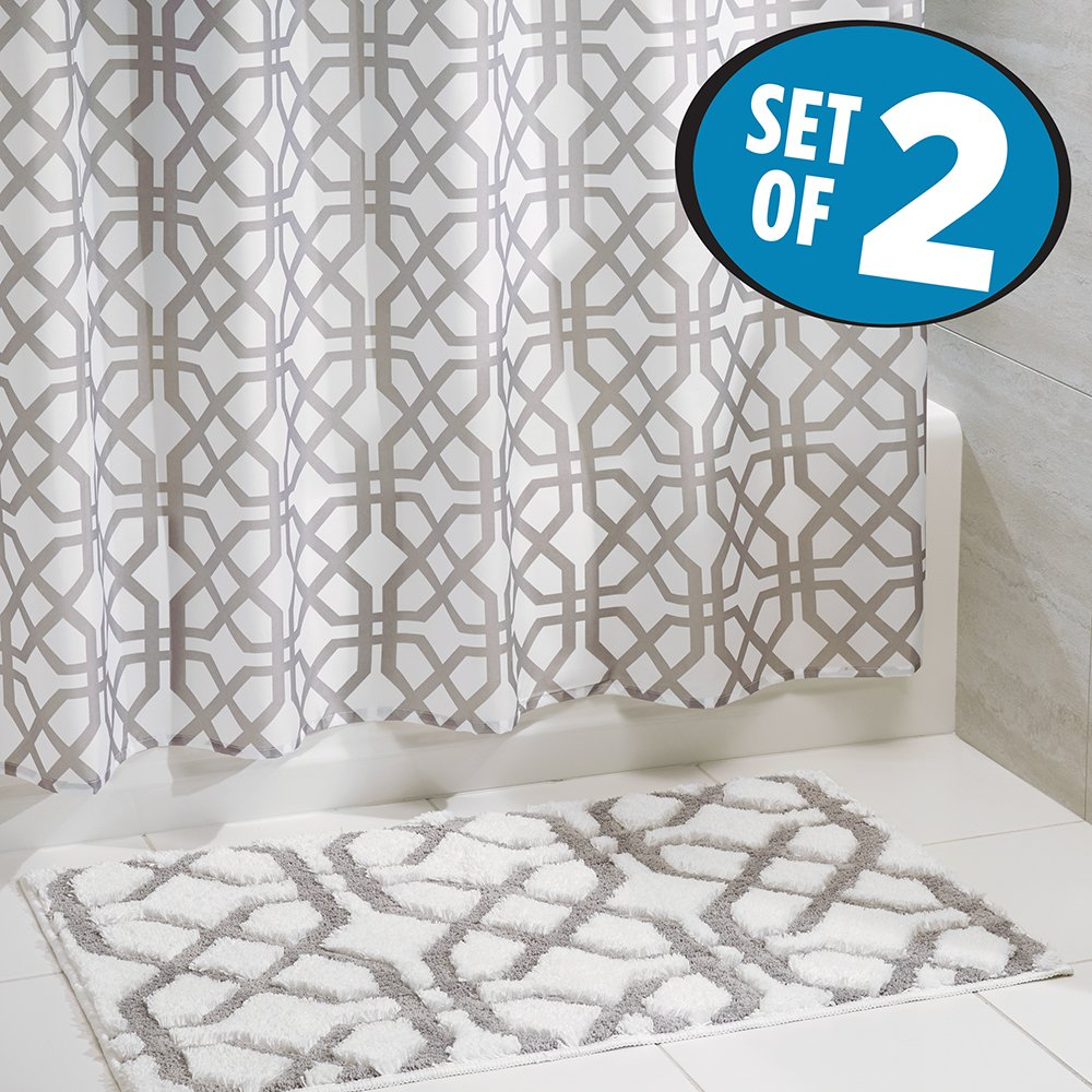 Cheap Bathroom Rug And Shower Curtain Sets, find Bathroom Rug And ...