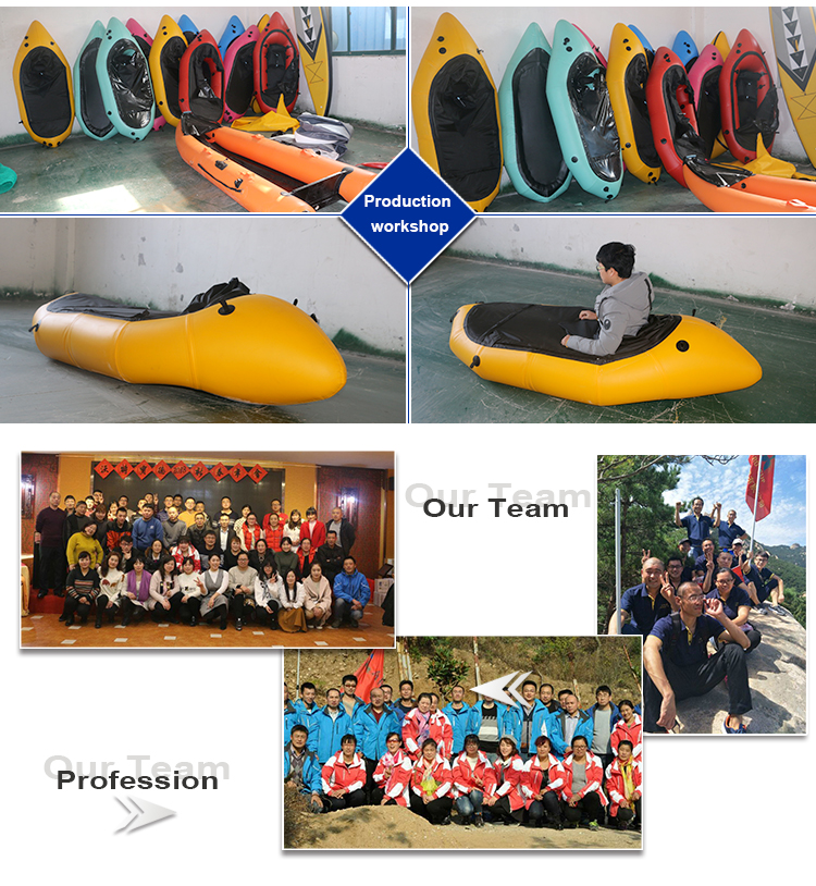 Professional used packraft for sale with best service and low price
