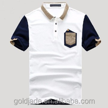 China Factory T Shirt Polo Shirt Design