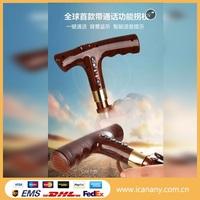 Factory price adjustable walking stick for old man, carbon fiber walking stick