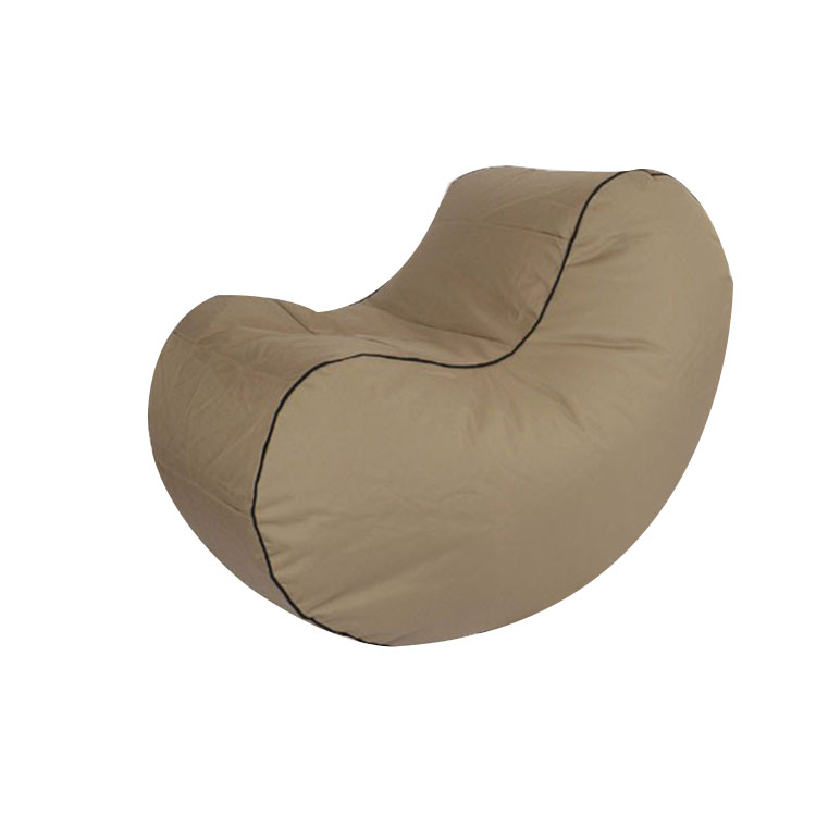 rocking bean bag chair sofa filling with beans