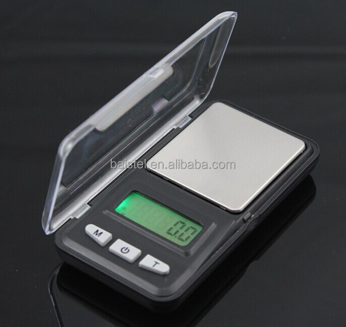 Multi Function Electronic Compact Weighing Pocket Mini Jewelry Scale