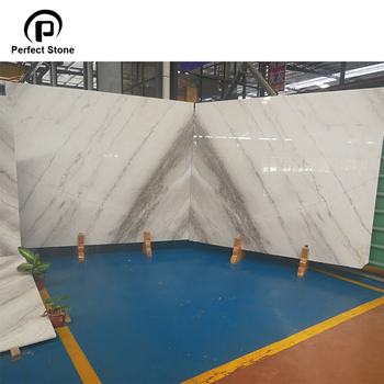 Chinese bianco polishing materials marble for kinds of guangxi marble