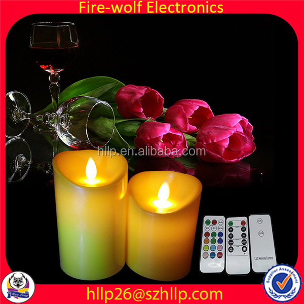 Glowing Candle Wholesale Angle Candle