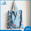 Elegant personalized recycled printed pretty cotton bag