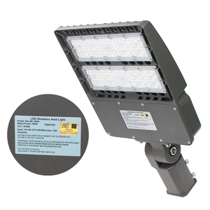 Shoebox fixture IP65 150W Super Bright LED Street Light Outdoor 400W HPS Roadway Lights Replacement