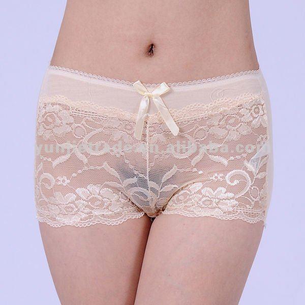 Se ora lace panty acciones modelismo sexy briefs ropa for Ropa interior de senora