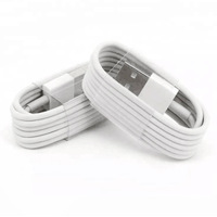 Promotion mobile phone USB charger for iphone charger cable