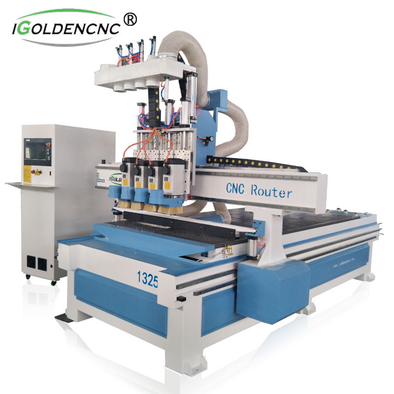 Atc woodworking cnc 3d router water-cooling wood cutting machine price