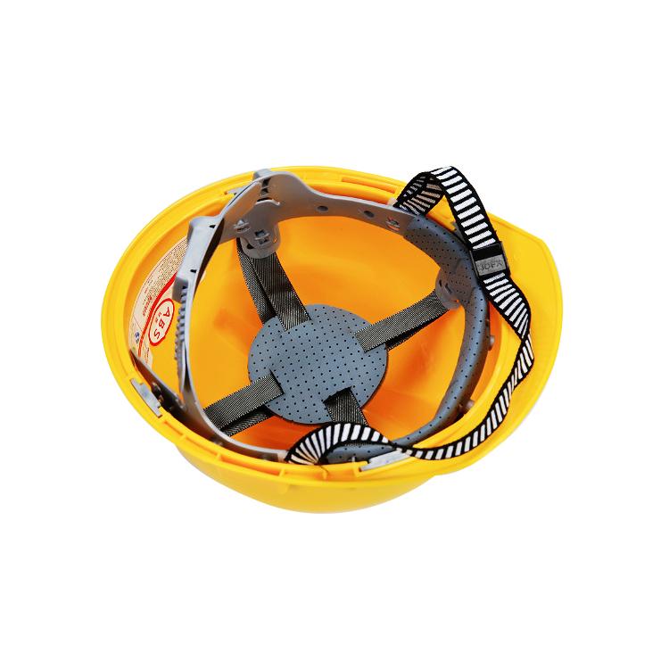 ABS/PE an toàn xây dựng đội mũ bảo hiểm, mũ cứng