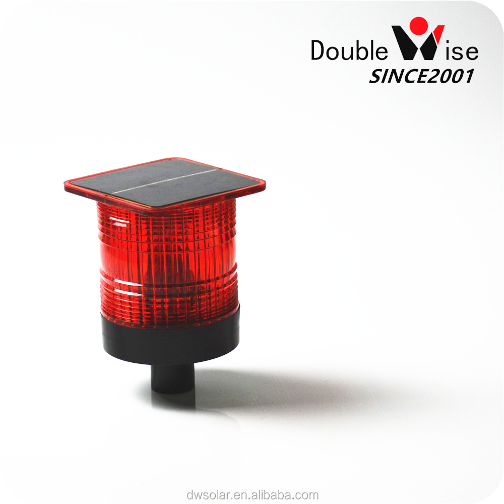 Doublewise 2NM High Efficiency Solar Shore Beacon Navigation <strong>Light</strong>