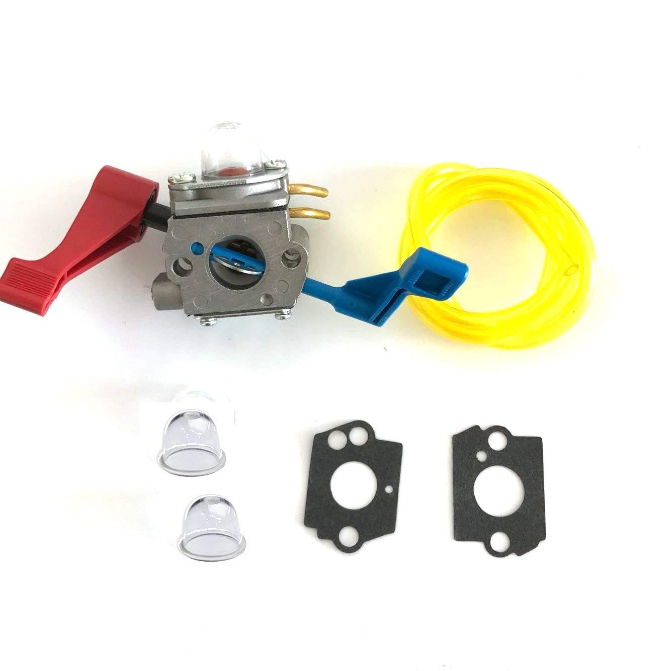 Get Quotations · Carburetor Carb F BLOWER Poulan Snapper Craftsman  530071632 530071775 C1Q-W11G BV1850LE BV200 BV2000 BV2000LE