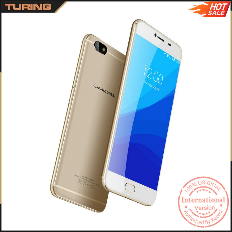 Most Popular Items Huawie Mobile Phone 3GB RAM 32GB ROM 13MP UMI C Note Smartphone