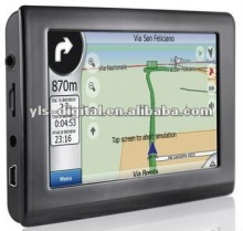 4.3 inch SiRF Atlas V Ebook Reader GPS Navigation