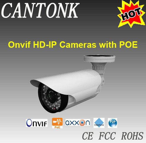 Best selling products IR HD Mega Pixel cctv telecamera ip camera poe with voice recorder