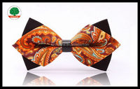 Designer new coming silk bow tie blouse