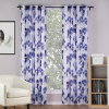 Wholesale Sheer Window Curtain Polyester Curtain Decorative Living Room