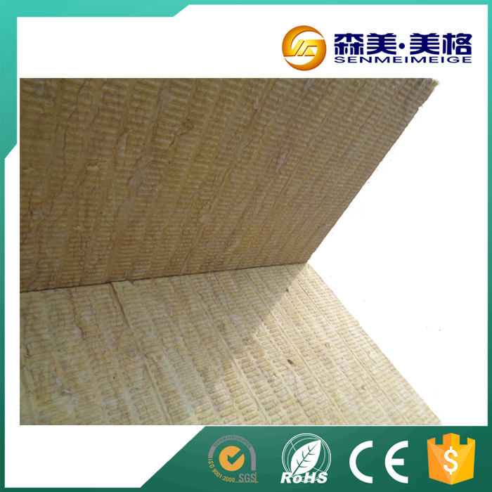 factory glass rock wool sandwich insulation cubes