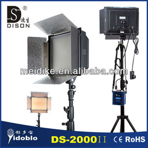 New Desigu Hot Selling LED Studio flexible led video light