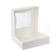 Yilucai Custom Kraft Paperboard Auto-Popup Window Pie / Bakery Box
