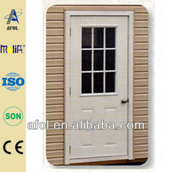 metal steel back french door buy steel back door lowes