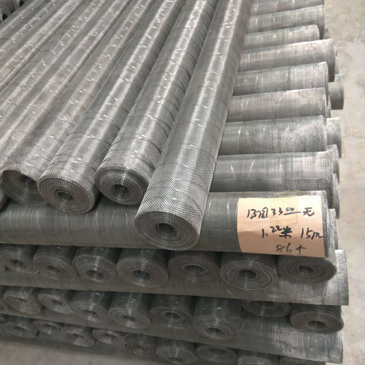 10 micron stainless steel filter mesh wire netting