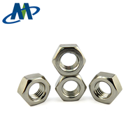 Fast Shipping Environmentally Friendly Nickel Plating m8 DIN 934 Hex Nut