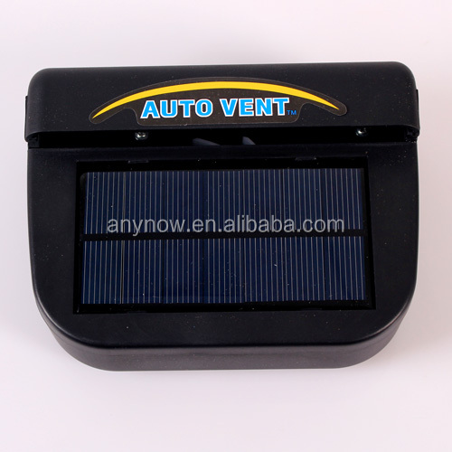 Solar Power Energy Auto Car Cool vent Fan