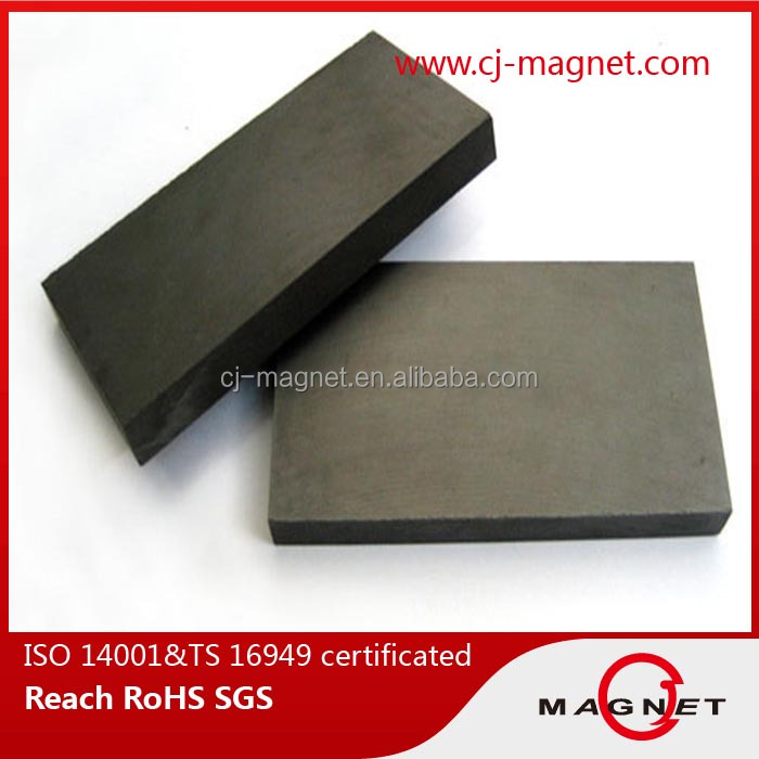 good attraction nice price Y30 ferrite magnet for fridge magnet