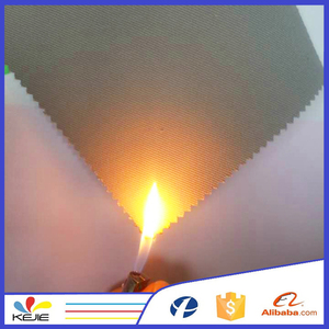 100% cotton twill fire retardant fabric for safety cloth