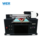 2019 hot selling A3 300 * 550 mm WER-E3055UV 1440 * 2880 dpi CE approved with free rip software,phone cover printing machine