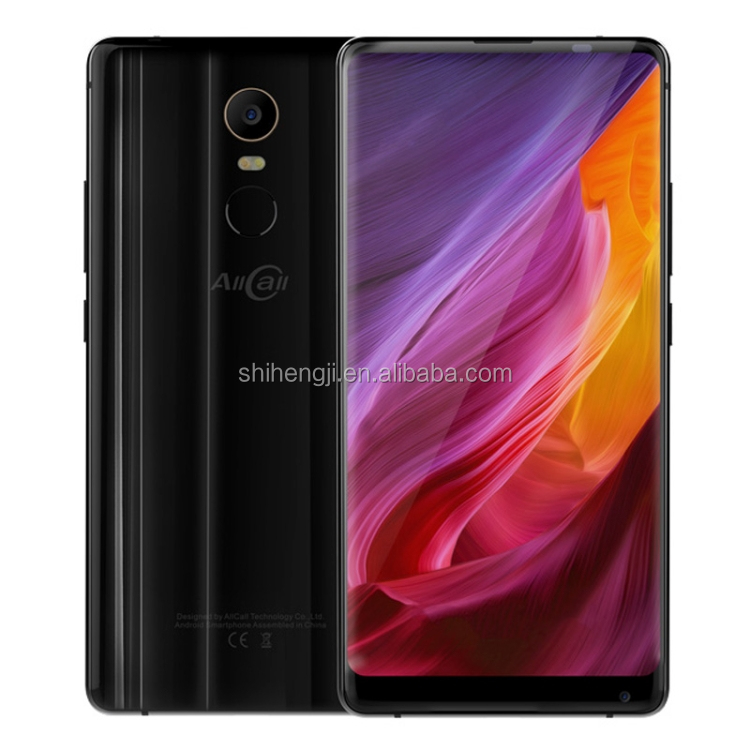 New Products Android Telephones AllCall MIX2 Smartphone 6GB+64GB 5.99 inch Android 7.1 MTK6763 Helio P23 Octa-Core Mobile Phones