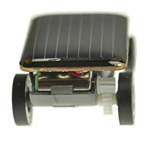 Mini Solar Car Model Car New Energy Power Mini Toy Car